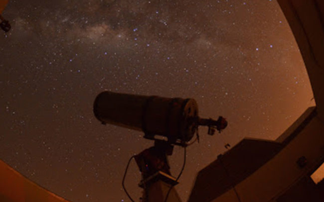 Watcher Telescope South Africa